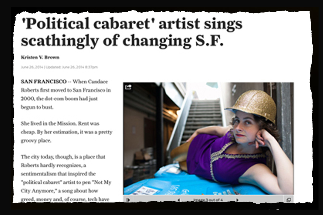 SF Chron Press